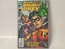 BIRDS of PREY #19 DC Comics 2000 VF Robin