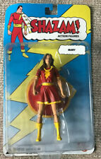 DC DIRECT SHAZAM FAMILY MARY MARVEL RED ACTION FIGURE 2007 MOC