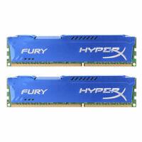 1/2/4X4GB/8GB HyperX FURY PC3-14900 DDR3-1866 1866MHz  Desktop Memory RAM Kit RE