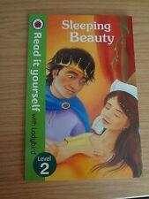 Ladybird Read it Yourself Sleeping Beauty Level 2 new PB RRP £4.99