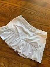 Fila - pleated white tennis skort- Size Medium Skirt