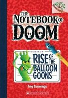 Rise of the Balloon Goons (Notebook of Doom) by Cummings, Troy, NEW Book, FREE &