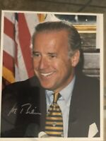 JOE BIDEN SIGNED AUTOGRAPHED AUTO 8X10 PHOTO  PRESIDENTIAL CANDIDATE