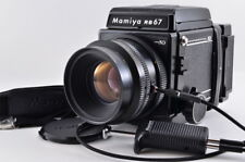 【MINT】Mamiya RB67 Pro SD + 127mm Lens + Mirror up Cable Release from Japan 765G