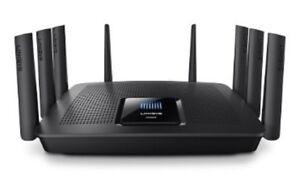 Linksys EA9500 Max-Stream AC5400 TRI-BAND Wi-Fi Gigabit Router 8x Gigabit LAN