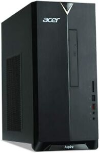 Acer TC-885G-EW11 Aspire i5-8400 2.8GHz Intel UHD Graphics 630 8GB RAM 1TB HDD