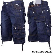 Hosengröße 40 Herren-Shorts & -Bermudas aus Denim