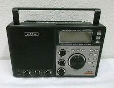 80er Elta 3569 Weltempfänger Globestar  Radio  80s Vintage