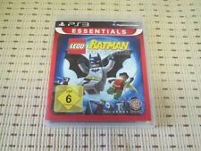 Lego Batman Das Videospiel für Playstation 3 PS3 PS 3 *OVP* E