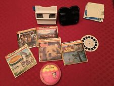 Lot of Vintage View-Master (24 Reels) and Two View-Masters