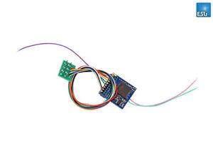 ESU 59210 LokPilot 5 Fx DCC/MM/SX, 8-pin NEM652