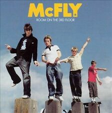 McFly - Room on the Third Floor [CD] Disc Only!!!