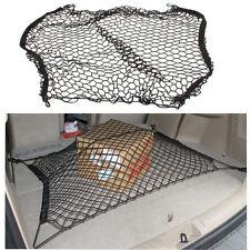 Car Rear Cargo Organizer Storage Elastic Mesh Net Holder 4 Hooks Gorgeous