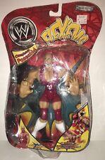WWE Kurt Angle Flex'ems Figure Poseable Jakks Toys Wrestling 2002