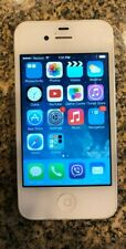 Apple iPhone 4s - 8GB - White (Verizon) A1387 (CDMA + GSM) - Great Condition