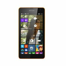 Microsoft Lumia 535 DS (Bright Orange, 8 GB) + 6 Months Manufacturer Warranty