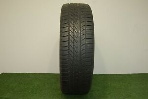 255 60 19 Goodyear Eagle F1 AT Suv 4x4 M+S Part Worn Tyre
