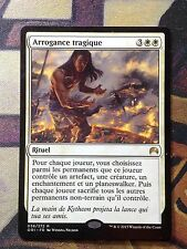 Arrogance Tragique   VF  -  MTG Magic (SP)