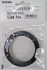 SIGMA bague pour flash annulaire EM-140 62mm