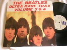 THE BEATLES Ultra Rare Trax Volume 3 & 4 Beeb CANADA vinyl 2 LP John Lennon