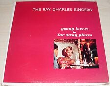 RAY CHARLES SINGERS YOUNG LOVERS IN FAR AWAY PLACES 1964 SOMERSET SF 21500LP