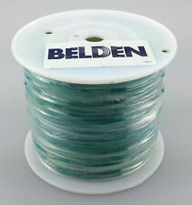 Belden 83029 Green 18awg Stranded Silver Plated Copper Teflon Wire 30 New