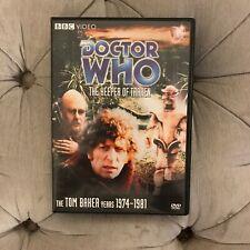 Doctor Who Tom Baker Story 115 The Keeper of Traken DVD BBC