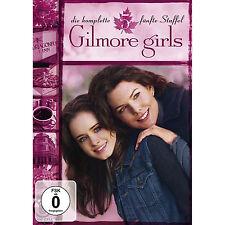 GILMORE GIRLS - komplette Season Staffel 5 -  Pappschuber  * NEU OVP * (6DVDs)