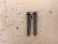 08 09 10 FORD F250 F350 F450 F550 6.4L EXHAUST DOWN PIPE TO DPF FILTER BOLTS