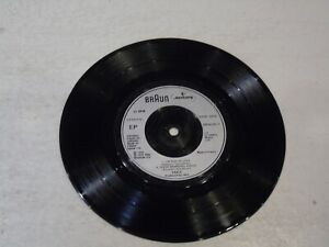 """10cc - I'm not in love - 1977 French solid centre 4-track 7"""" vinyl single EP"""