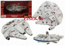 Disney Store Star Wars Millennium Falcon Die Cast Vehicle Force Awakens 2015 NEW