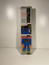 New Old Stock! Vintage LCD Robot Watch Like Takara Transformers Ko Kronoform