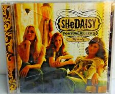 Fortuneteller's Melody by SHeDAISY (CD, Mar-2006)NEW JEWEL CASE CRACK