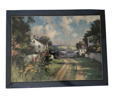 Jigsaw Puzzle 550 pieces Harbor Hill NEW Sealed @2000 USA 18x24 Bits and Pieces