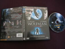 Wolfman de Joe Johnston avec Anthony Hopkins, DVD, Horreur