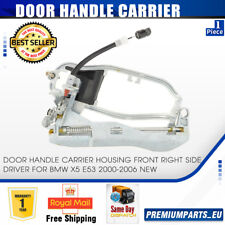 Front Right Door Handle Carrier Driver Side for BMW E53 X5 2000-2006 51218243616