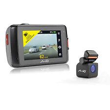 Mio MiVue 698 Dual Front & Rear 1080p HD GPS Dash Cam Camera