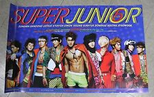 SUPER JUNIOR - Mr. Simple  (5th Abum) OFFICIAL POSTER *HARD TUBE CASE*