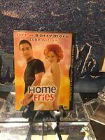 Home Fries (DVD, 1999) Drew Barrymore, Luke Wilson. Snapcase. Rare! Nice!