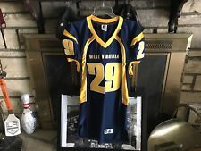 West Virginia University Mountaineers Football Jersey