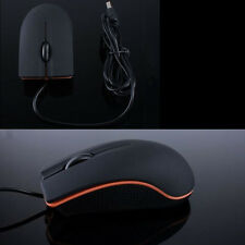 Lenovo Mini Non-Slip USB 3D Wired Optical Mouse For PC Laptop Computers