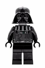 STAR WARS Darth Vader LEGO Digital Alarm Clock Batteries Included BRAND NEW Gift