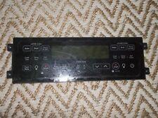 Frigidaire Electrolux oven range stove control board membrane switch 318566051
