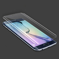 For Samsung Galaxy S7/S7 Edge Full Cover Tempered Glass Curved Screen Protector