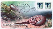 2014 Horseshoe Crab Festival, Pictorial Postmark,  Item 14-083
