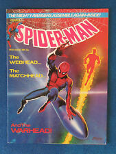 Marvel Comic - Spider-Man - Issue 614 - 1984