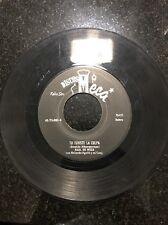 Cuban 45 rpm record / RAUL DE MESA con ROLANDO AGUILO y su conjunto /Discos Meca