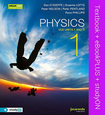 Jacaranda Physics 1 VCE U1&2 PDF - ELECTRONIC COPY