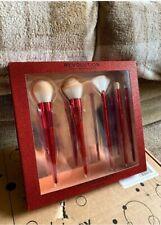 Revolutiom Makeup Precious Stone Brush Set Ruby Crush (birthday present gift)new