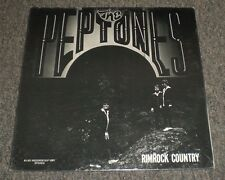 Rimrock Country The Peptones~SEALED~RARE Private 1972 NW Pub Rock~FAST SHIPPING!